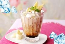 アイスドリンクレシピ / アイスドリンクスイーツレシピです♪  簡単レシピばかりですので、ぜひお楽しみください♪