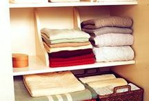 Organization & Cleaning / Boring stuff / by Thriftin Lady