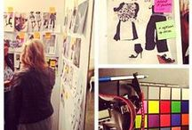 Behind the Scenes / All the chic happenings from kensie's Vancouver and New York offices