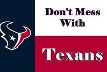 Bulls on Parade! / The Houston Texans Football Team