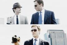 White Collar/Neal Caffery /Matt Bomber