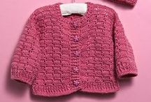 Knit and Crochet - Toddler Clothes / by Sue Dionne