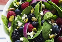 Salads. Talk About Healthy.