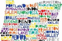 Oregon / It's where I live! / by Emily Lund