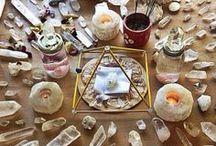 crystals, gems, stones / by Nicole DiCarlo