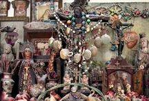 talisman + altars / by Nicole DiCarlo