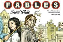 New Arrivals: Graphic Novels / Click on the pin to request a title and pick it up at your library!