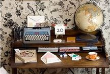 Why is a Raven like a Writing Desk / by Abbey {Leaning Shanty Farm}