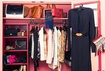 D R E A M   W A R D R O B E S / #dreamwardrobes #closets #shoes #clothes #bags
