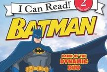 Superheroes for Kids / Click on the pin to request a title and pick it up at your library!  Updated April 16, 2015.