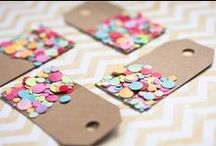 Cards, Tags and Papercrafts / Inspiring styles, stamps and layouts to bring your homemade greeting cards to the next level.