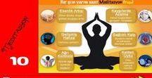 Meditasyon / Meditasyon yapın