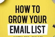 Email Marketing Tips / dfsmag.com, email, marketing, client, list, business, tips, tricks, newsletter, course, helpful, business, grow, expand, blog, MailChimp, signup, monetize, blog,