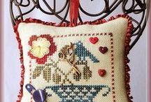 Cross Stitch & Embroidery / by Joy Howrey