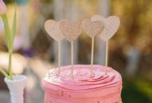 Sweet stuffs  heart and love