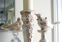 Wonderful Things for Your Home / All the things that make a home so special. / by FrenchShabbyEssentials