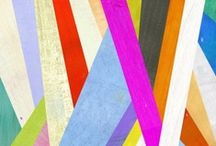 PATTERN + COLOR / by Kathrine Zeren