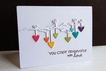 Cards / by Melanie Morris