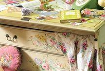Vintage decor / Vintage items I love!