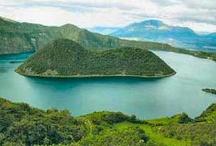 Bacila Ecuador! Your next vacation destination
