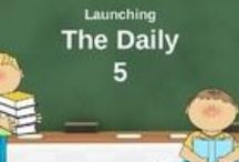School Goodies-Daily 5 Reading / by Lisa Nassar