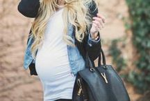 "Maternity Fashion / All about ""Bump Fashion"" Great inspiration outfits or some pieces to purchase!  / by Brittney White"