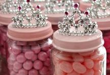 Princess Party Ideas / Ideas for my little princess and her birthday!