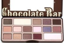 Chocolate Bar / Too Faced Chocolate Bar Palette make up looks
