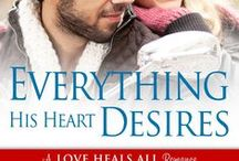 Everything His Heart Desires / Book 2 in Love Heals All Series. Research photos.