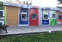 ATM ÇOKLU KABİN / BANKAMATİK KABİN