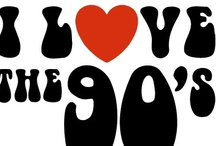 I loved the 90's / by Molly Dunnigan