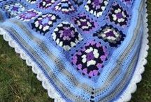 Craft - Blankets / I really want to make a crochet blanket. I need to master the granny square first!