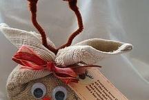 crafty gift ideas / by Linda Bacon