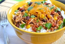 Slow Cooker Recipes / by Gera Mann