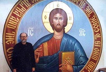 Dingman Iconography Gallery / Orthodox Icons by Artist Fr. Luke (Rolland) Dingman (Simply Beautiful) / by Hadel S. Ma'ayeh