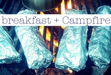Camping food / by Gera Mann