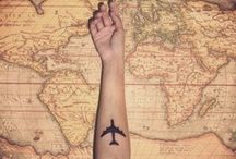 Wanderlust / Places I want to go now!
