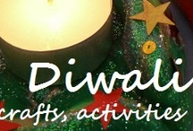 Diwali Crafts and Activities / Diwali, the Festival of Light, is one of the most important festivals of the year for Hindus and is celebrated all over the world. There are lots of crafts and activities that you can do with children to help increase their knowledge and understanding of the Diwali festival.