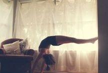Yoga!!! / by Jennifer Talacimon