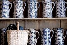 Jugs and Mugs / by Mary Jenkins