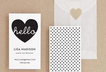 LIFE / Business cards