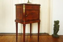 French Commodes, Cabinets and Dressers / www.dazzlevintagefurniture.co.uk