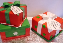 Christmas Cakes / by Hadel S. Ma'ayeh