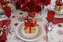 Holiday Table Settings / by Hadel S. Ma'ayeh