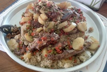 Hadel's Kitchen / Sharing my fun cooking Jordanian Cuisine (Levant Area) and others ... all learned from Mama Ma'ayeh ;O) (FYI NOT A RECIPE BOARD) / by Hadel S. Ma'ayeh