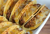 Food ~ Pizza, Taco's & Other Stuff