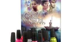 "China Glaze – ""Cirque du Soleil: Worlds Away"" Inspired Collection"