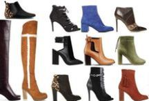 * SHOES for Women Over 40, 50, 60 / Trendy women's shoes and boots, articles about shoes and boots that real women can wear, and articles about boots (and shoes) that older women can wear without limping off to their orthopedists. You can never have too many boots. Okay, some of these pins are fantasy.