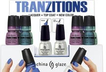 China Glaze - Tranzitions  / On Shelf - January 1, 2013