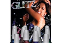 China Glaze - GLiTZ - Bitz ' N Pieces / On Shelf - February 1, 2013